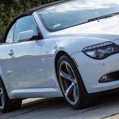 BMW 650 Cabrio - pakiet Hybryda King