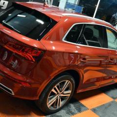 Audi Q5 Sline Folie samoregenerujące się w wersji King + pakiet powłok hybrydowych King