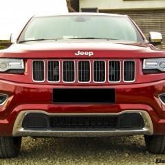 Jeep Grand Cherokee - korekta lakieru + zabezpieczenie powłoką ceramiczną