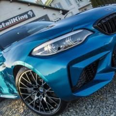 BMW M2Competition - pełne zabezpieczenie powłokami ceramicznymi